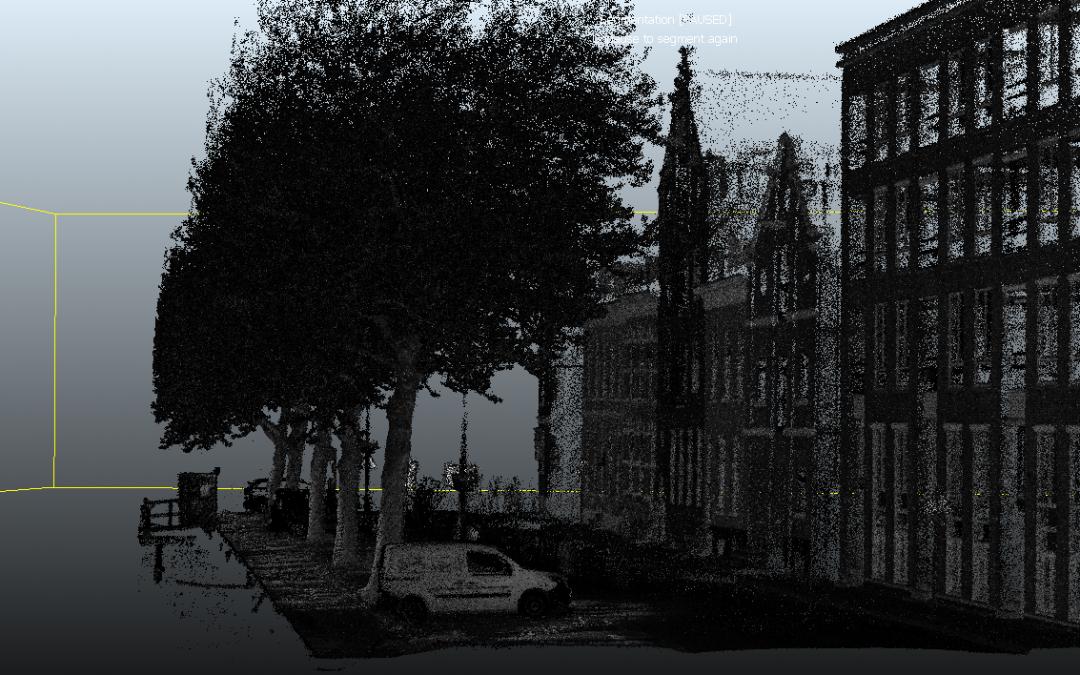 Reconstruction in Vlaardingen